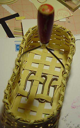 Basket-inside