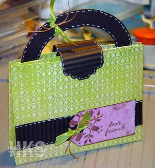 Finished-purse