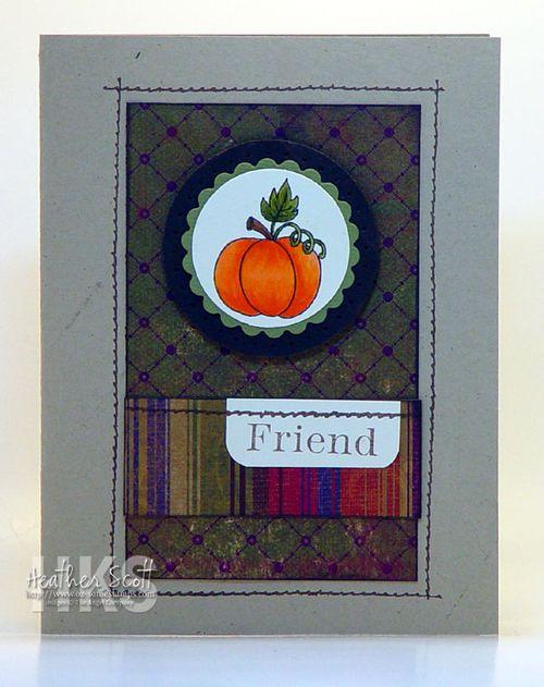 Pumpkin-friend