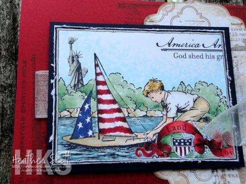 America-detail